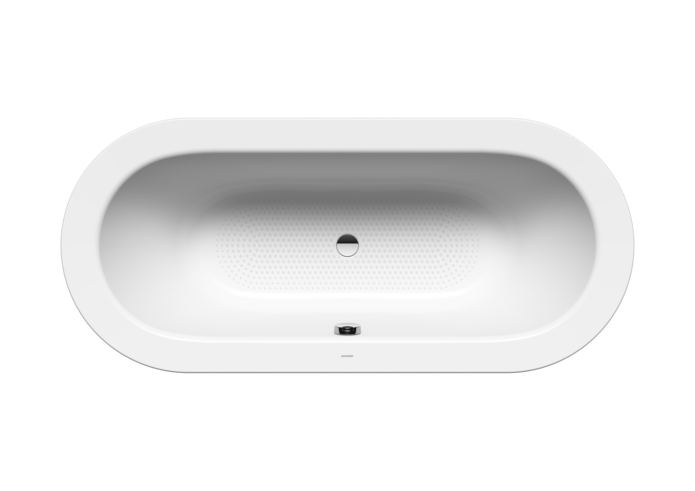KLASSIKDUO OVAL WIDE With Free Standing Panel